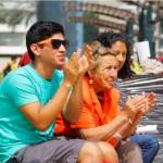 Intervención en Miraflores